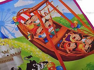 Коврик музыкальный «Маленькая страна», YQ2959, игрушки