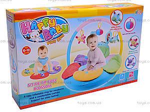 Коврик надувной для новорожденных, 2012AB, детские игрушки