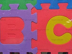 Коврик-пазл «Цифры», CYB-1236, игрушки