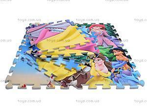 Коврик-пазл Disney Princess, FS-456, фото