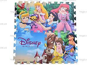 Коврик-пазл Disney Princess, FS-456