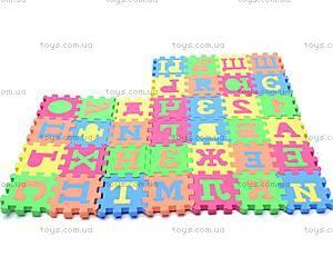 Коврик-пазл для детей «Алфавит», TH-84002, фото