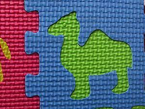 Коврик-пазл «Животные», JC-678B2, цена