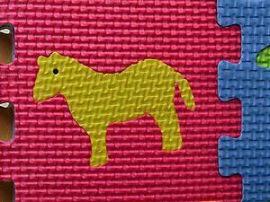 Коврик-пазл «Животные», JC-678B2, игрушки