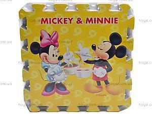 Коврик-пазл «Микки Маус и Минни», FS-459, фото