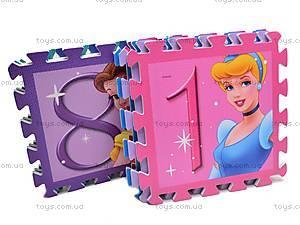 Коврик-пазл Princess с цифрами, FS-624, купить