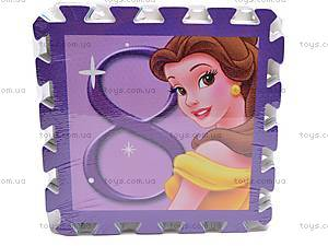 Коврик-пазл Princess с цифрами, FS-624, фото