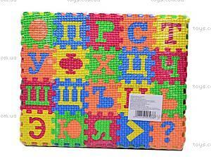 Коврик-пазл с алфавитом, TH-82002, отзывы