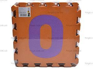 Коврик-пазл с цифрами, CB-102, фото