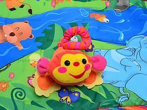 Коврик развивающий музыкальный, 6602, toys.com.ua