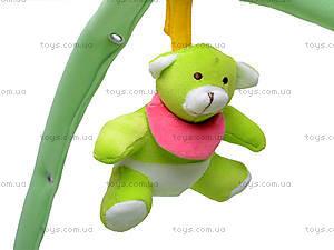 Коврик с погремушками «Медвежонок», HB138/HB138A/, купить