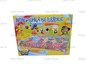 Коврик «Вечеринка на пляже», YQ2958, фото