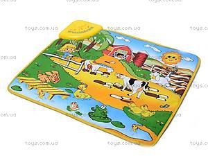 Коврик «Веселая ферма», YQ2951, цена