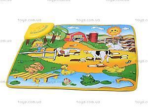 Коврик «Веселая ферма», YQ2951