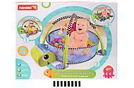 Коврик - бассейн Черепашка, FC053, детский