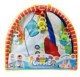 Коврик для малышей Baby Gymset «Самолёт», 604-5B, фото