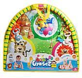 Коврик для малышей Baby Gymset «Саванна», 604-2B