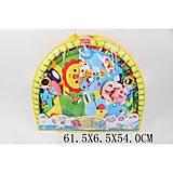 Коврик для малышей с мягкими погремушками, 518-17(1734), toys.com.ua