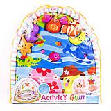 """Коврик для малышей """"Activity Gym. Морские животные"""", 2018-5B, купить"""