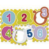 Коврик-мозаика «Числа», 07161.00
