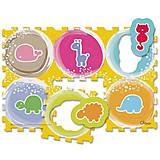 Коврик-пазл для детей «Животные», 07162.00, фото