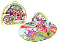 Коврик с погремушками для девочек, FC001FC003, фото