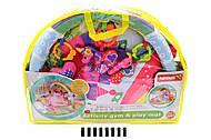 Коврик с погремушками для развития, FC001-1, интернет магазин22 игрушки Украина