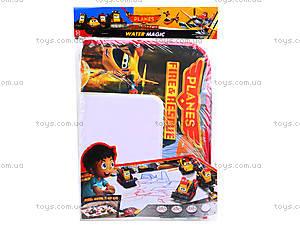 Коврик с водным маркером «Литачки», XZ-133, toys