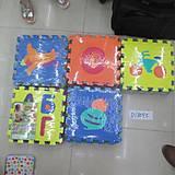 Коврики-пазлы фомовые, 10 пластин, D18593