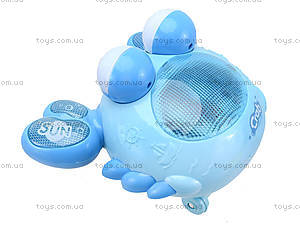 Музыкальный краб «В синем море», 7557, купить