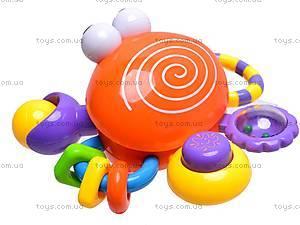 Крабик музыкальный, 0930, игрушки