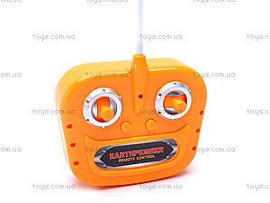 Кран детский радиоуправляемый, R356, магазин игрушек