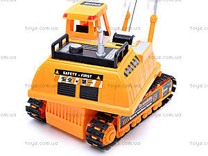 Кран детский радиоуправляемый, R356, toys.com.ua