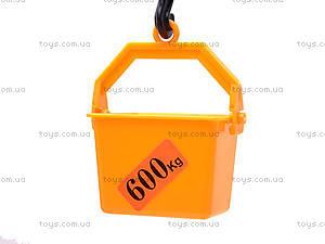 Кран на радиоуправлении для детей, 9357B, купить