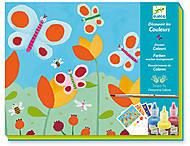Краски для рисования «Бабочки», DJ08961, отзывы