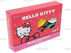 Краски пальчиковые Hello Kitty, HK13-064K, фото