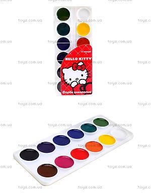 Краски акварельные Hello Kitty, HK13-061K