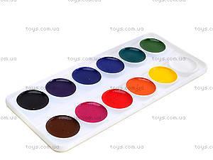 Краски акварельные Hot Wheels, 12 цветов, HW13-061K, цена