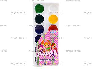 Краски акварельные Pop Pixie, 12 цветов, , фото