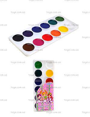 Краски акварельные Pop Pixie, 12 цветов,