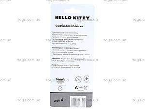 Краски для лица Hello Kitty, 3 цвета, HK13-078K, отзывы