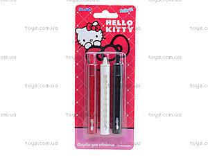 Краски для лица Hello Kitty, 3 цвета, HK13-078K, цена