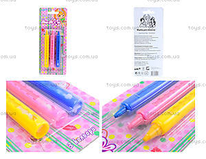 Краски для лица Pop Pixie, 3 цвета, PP13-078K
