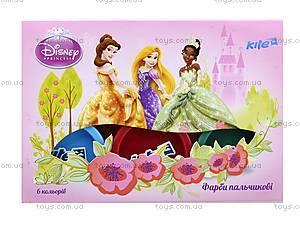 Краски пальчиковые Princess, P13-064K, отзывы