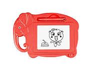 Красная доска со слоником, 207, фото