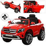 Красная машина с кондиционером и MP3, 653BR-3