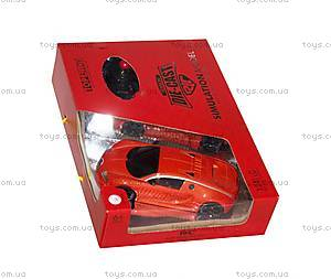 Красная РУ Bugatti, JT0133