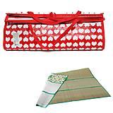 Красная сумка-коврик, C36531, игрушка