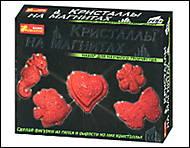 Красные магнитные кристаллы, 12126002Р, фото