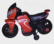 Красный мотоцикл, M1710, фото